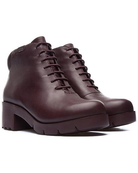 Camper, Mujer, - Botines Wanda, k400127, Color Rojo, Talla 39: Amazon.es: Zapatos y complementos