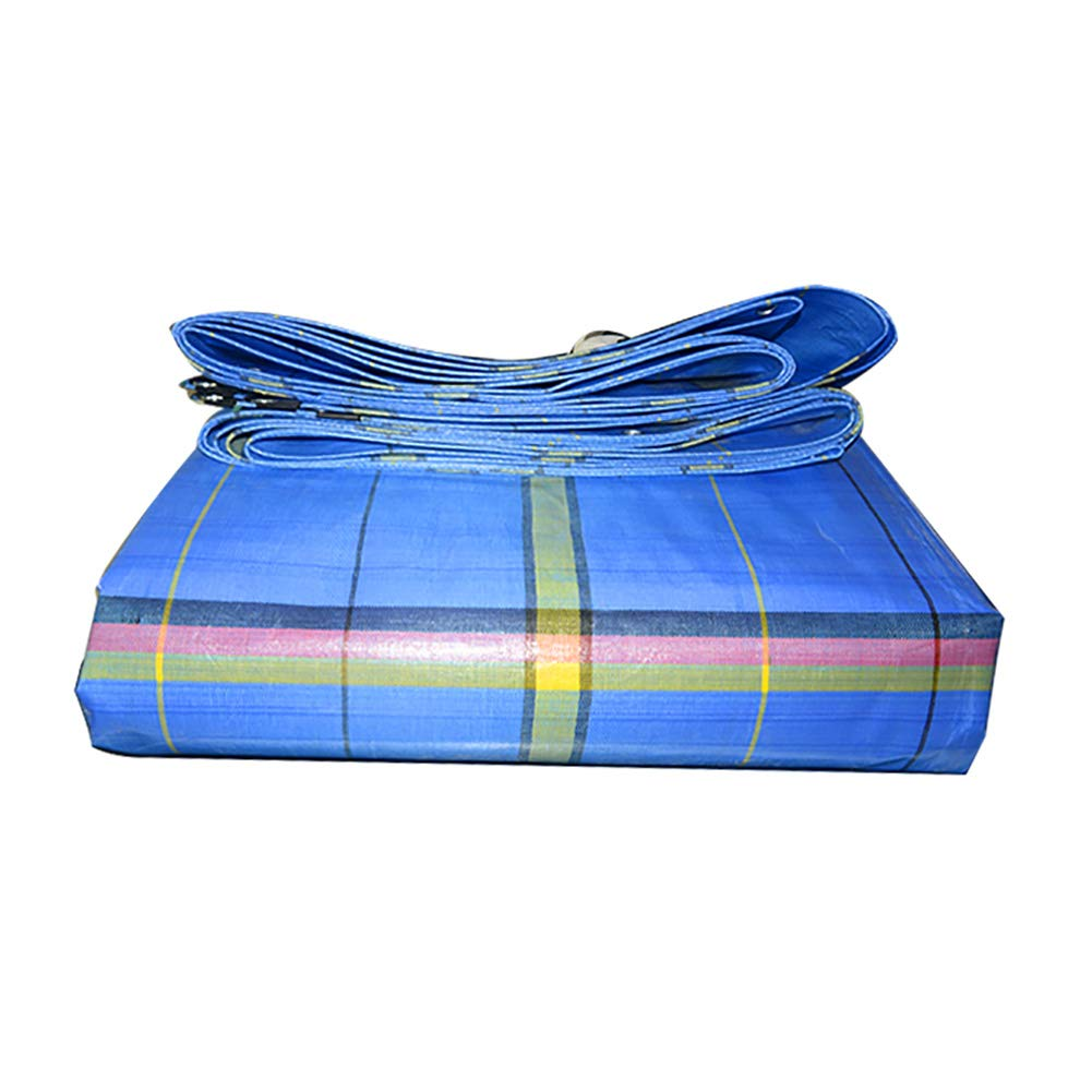 Tarpaulin Addensare Sunscreen Impermeabile Telo Antipioggia Telo Laminato Copertoni Leggeri A Vapore Tela Industriale Tela Cerata (dimensioni   3  4m)