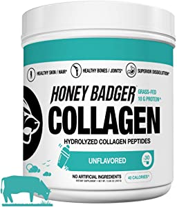 Sweepstakes: Honey Badger Natural Keto Collagen Peptides…