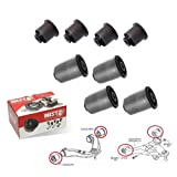 NISTO 8 Front Upper Lower Control Arm Bushing for