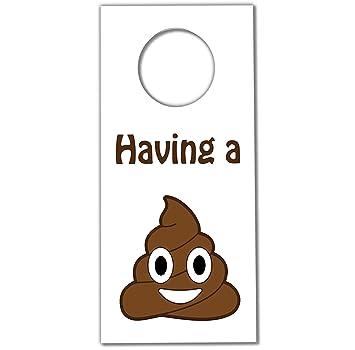 AK Regalos caca Emoji caca Funny puerta perchas (12 unidades) (7 - 10 días hábiles entrega de Reino Unido): Amazon.es: Juguetes y juegos