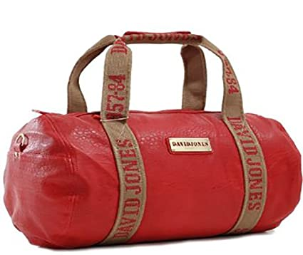 David jones - Sac de voyage 48H - Rouge 3vdAkc