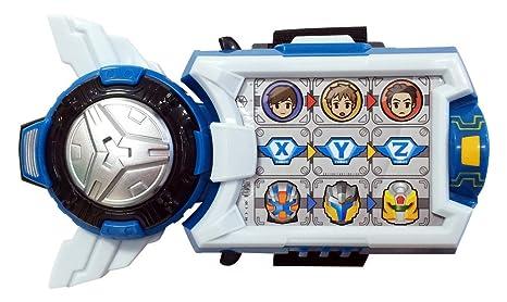 TOBOT Inteligente Y evolución Clave Azul Reloj Corea Transformers Robot