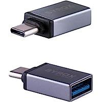 Type C USB 3.1 to USB 3.0 Dönüştürücü OTG Çevirici Adaptör Metal MacBook, iPad Air 2020, iPad Pro, Surface Pro, XPS ve…
