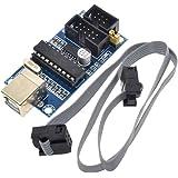 HiLetgo USBTiny USBtinyISP AVR ISP Programmer 6/10 Pin Bootloader for Arduino UNO MEGA