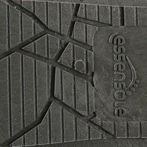 NEWFEEL MANY 1516069 Sneakers Turnschuhe Sportschuhe EU41 UK7, Blau-Orange-Schwarz