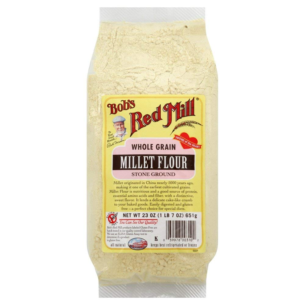 Amazon.com : Bobs Red Mill Barley Flour, 1.4 Pound