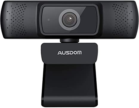 MSN Skype Desktops Computer PC Android TV Supports Windows Mac OS Computer Webcam 1080P PC Web Camera with Microphone Full HD Webcam USB Webcam Streaming Webcam for Video Calls