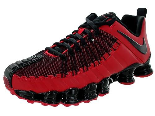 0e58d4f90c6 Nike Total Shox Men US 11 Red Running Shoe  Amazon.ca  Shoes   Handbags