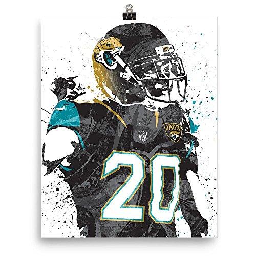 Jalen Ramsey Jacksonville Jaguars Poster