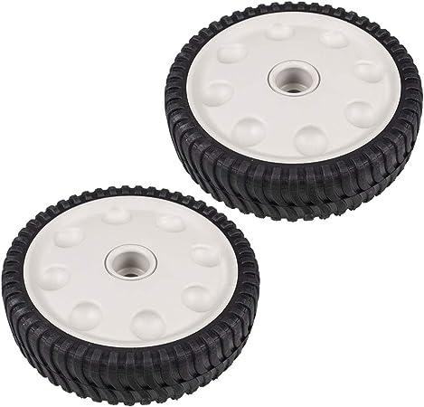 The Best Front-drive Wheels - MTD 734-04018C PK2 Front-drive Wheels