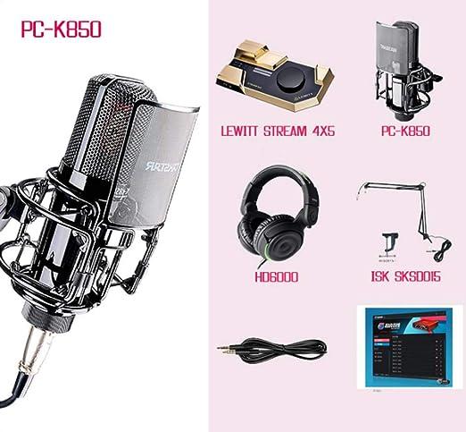 CE-LXYYD PC-K850 Ordenador Tarjeta de Sonido de grabación ...