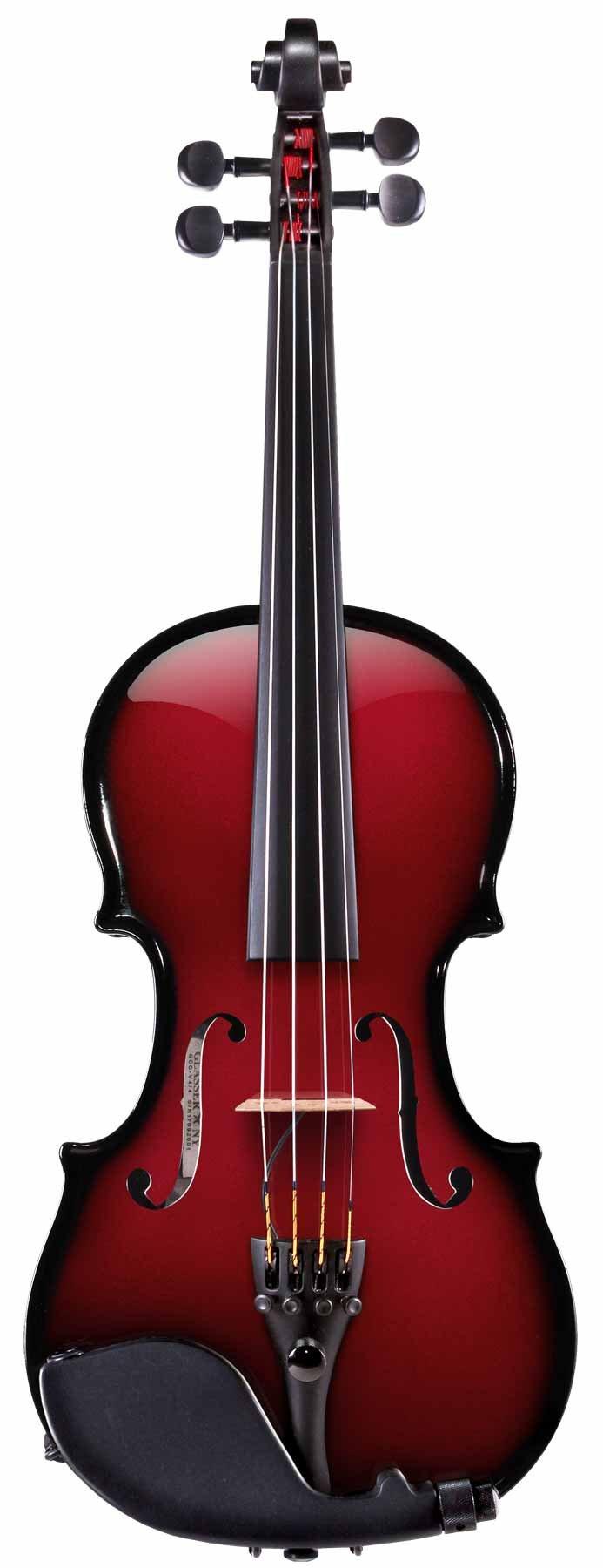 Glasser AEX Carbon Composite Viola (16.5'', Red) by Glasser