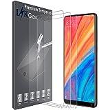 LK [3 Pack Pellicola Protettiva per Xiaomi Mi Mix 2s / 2, Protezione Schermo Vetro Temperato Power Protector [Garanzia di Sostituzione a Vita]