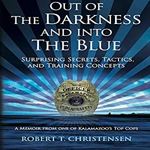 Out of the Darkness and into the Blue Audiobook