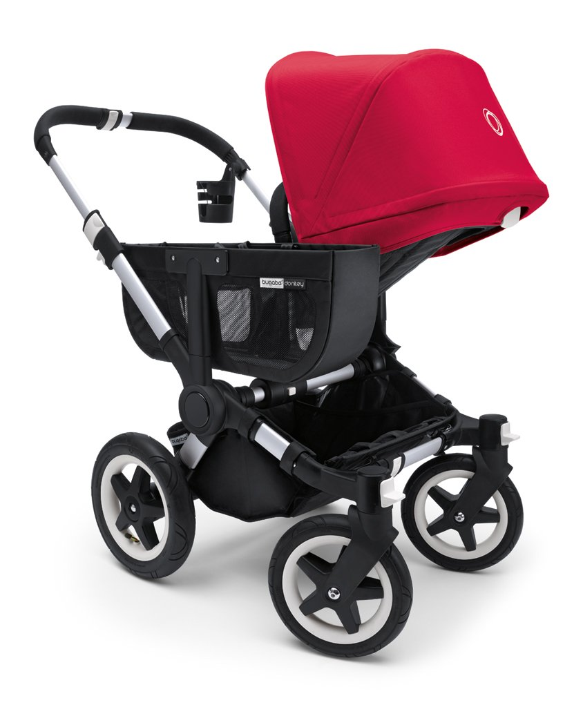 Bugaboo Donkey Tailored Canvas in Red