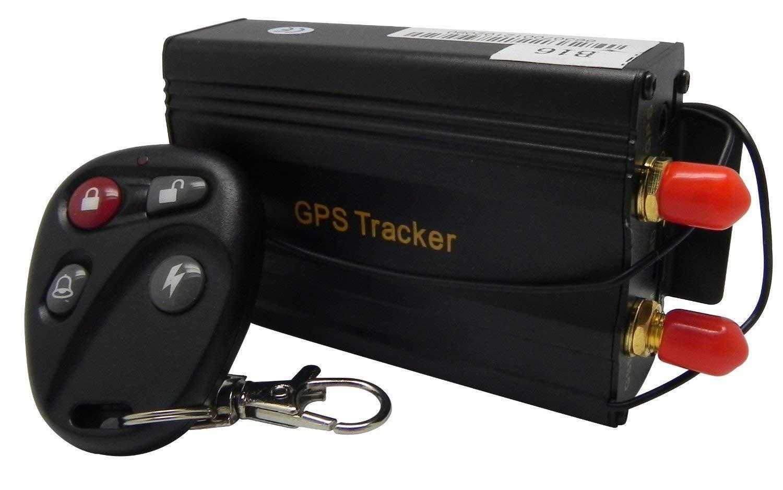 WYXIN Seguimiento GPS, Rastreador GPS En Tiempo Real con Control ...