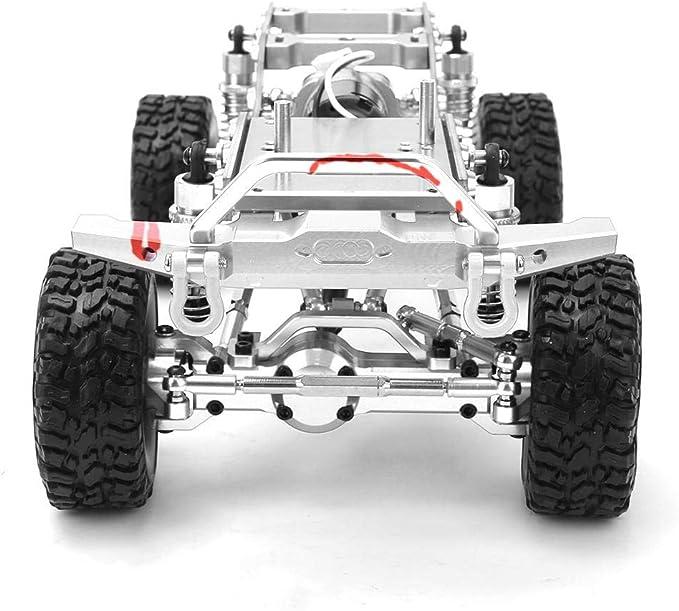 Empattement Châssis Châssis rails compractical Universel RC voiture