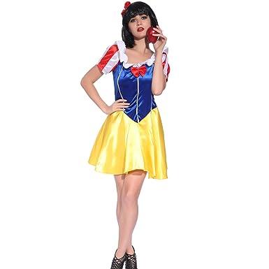 Fever Snow Princess Ladies Fancy Dress Fairytale Womens Adults Costume Plus Size