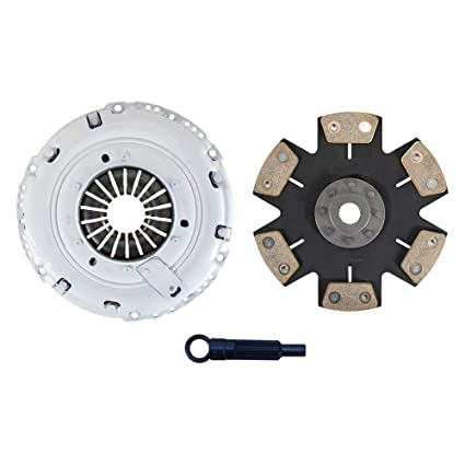 Amazon.com: Clutch Masters 07055-HDB6-R Clutch Kit (05-08 Ford Focus St-2 2.5L FX400 6-Puck Ceramic Rigid Disc): Automotive
