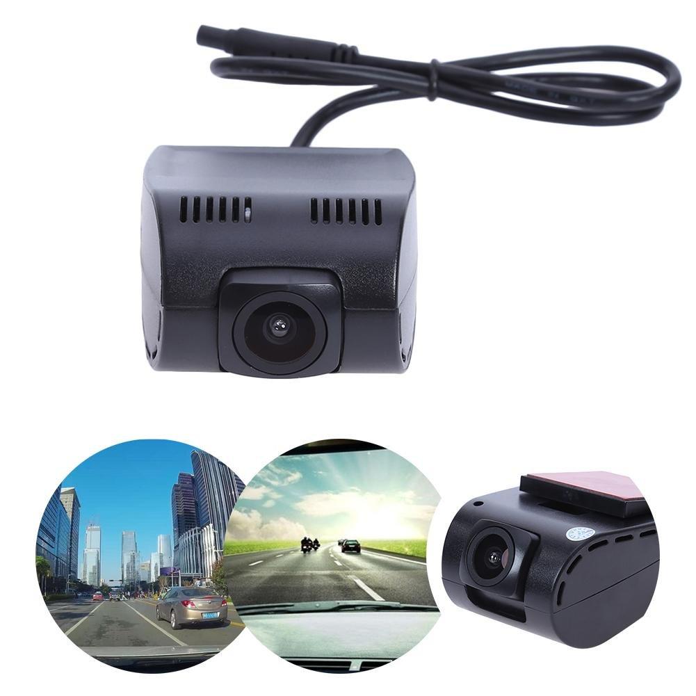 vanpower USB車DVRカムカメラ運転レコーダーHD 1080pビデオレコーダーAndroid GPS B07CVXKWRY
