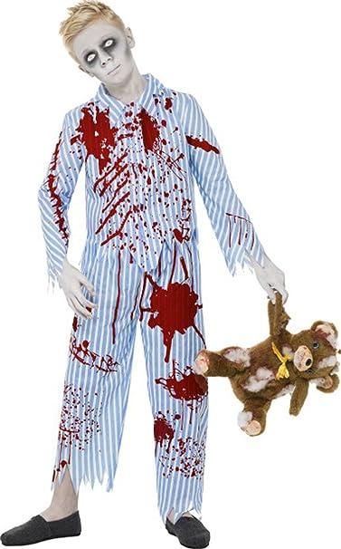 Infantil Zombie pijama Boy Costume – Disfraz de Halloween vestido de fiesta completo