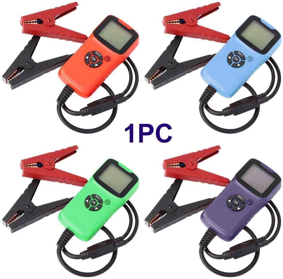 Battery Condition Battery Analyzer 12V Battery Tester Resistance CCA 100-1700 CCA Battery Load Tester LED Display Voltage