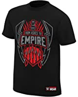 """Roman Reigns """"From Ashes to Empire"""" Authentic T-Shirt"""