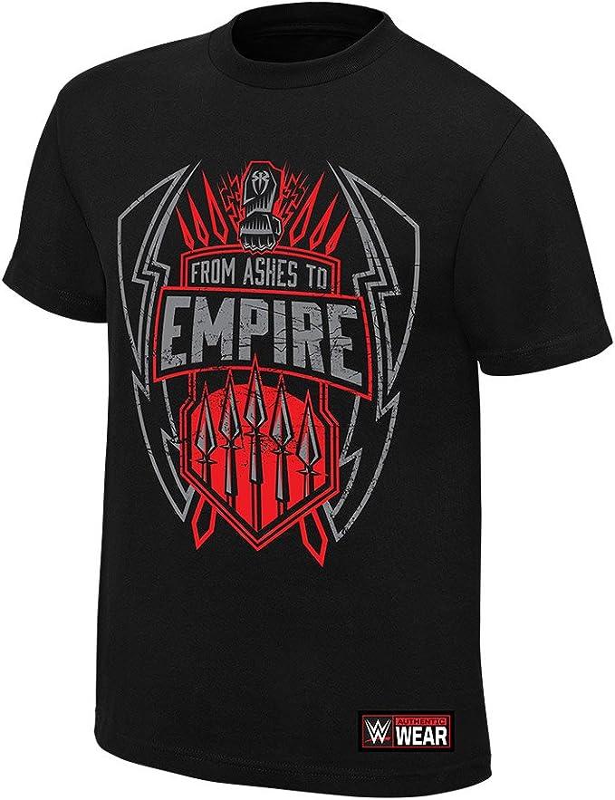 WWE Camiseta de Tirantes para Hombre