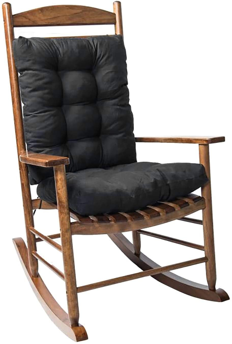 Outdoor Bench Seat Cushion Cotton Garden Furniture Loveseat Cushion Patio Non-Slip Lounger Chairs Back Cushions Seat Pillows