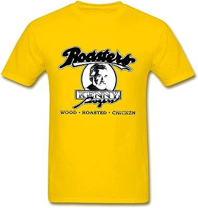 Cmouer 2016 Kenny Rogers - Camiseta para Hombre con Logo de ...
