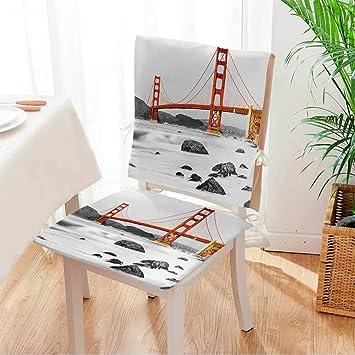 Amazon.com: Miki Home - Juego de 2 piezas de cojín, fondo ...
