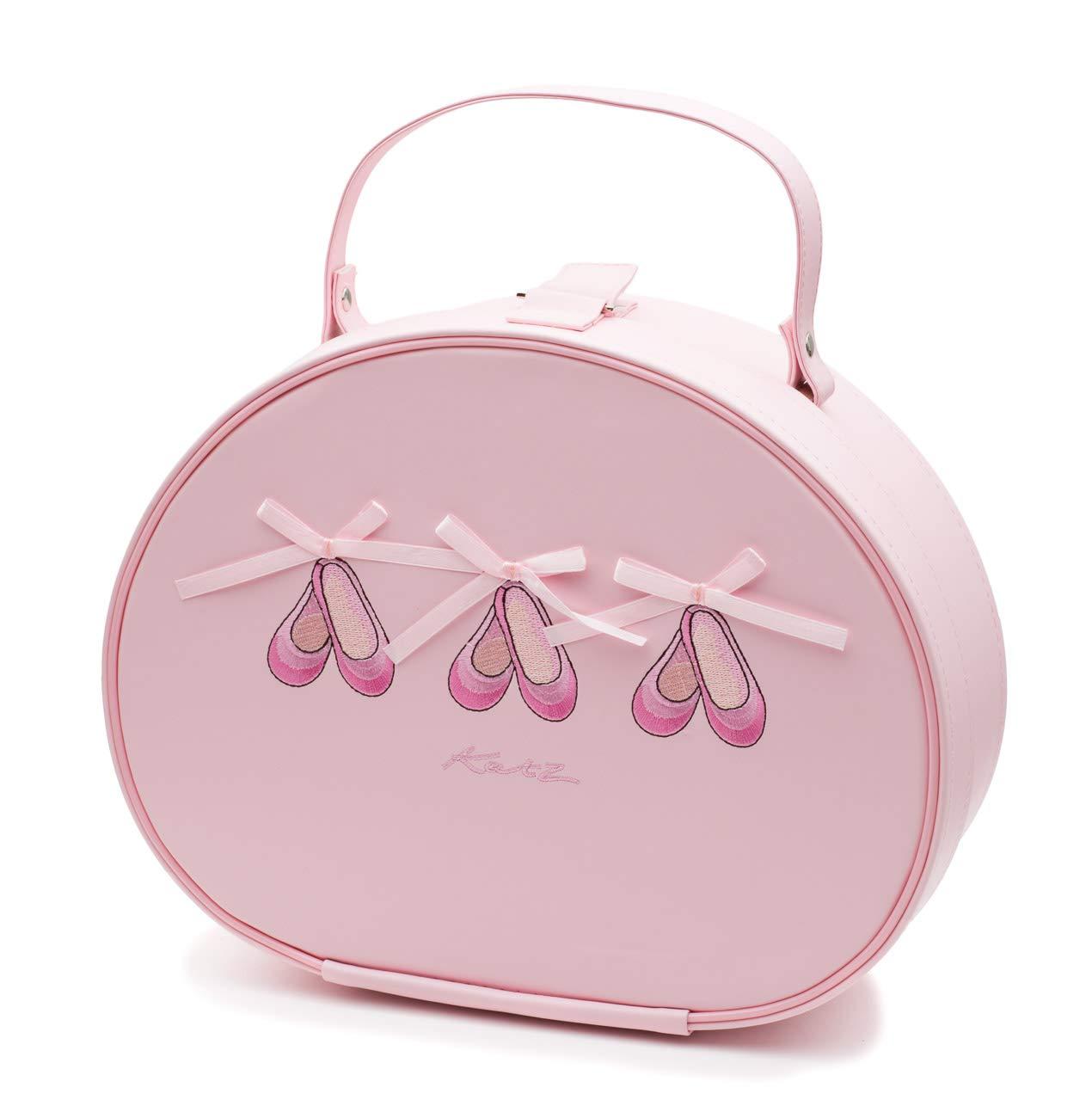 Katz Dancewear Girls Ballet Dance Pink Ballet Shoes Dance Bag Case KB103 Christmas