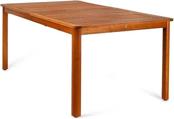 Chillvert 50021001170156 - Mesa extensible Hawksworth madera ...