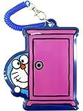 デルフィーノ ぷくぷくPVCパスケース Doraemon SA-36385