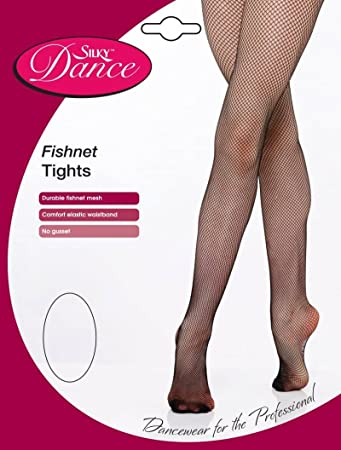 6e348da1d Silky LADIES DANCE FISHNET TIGHTS IN NATURAL - LARGE  Amazon.co.uk  Sports    Outdoors