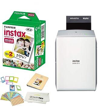 Fujifilm Instax Share SP-2 - Impresora de Fotos portátil con ...