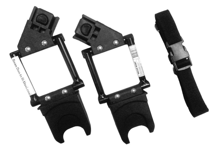 Valco Baby Snap Duo/Dual (Twin) Car Seat Adapter (Maxi Cosi/Cybex/Nuna)