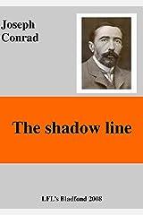 The shadow line Kindle Edition