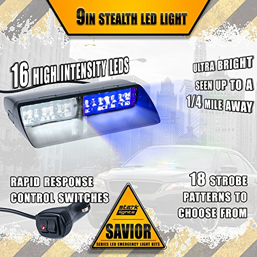 Undercover Led Emergency Lights in US - 8
