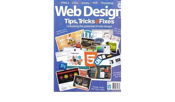 Web Design Tips Tricks Fixes Free Disc Volume 2 2013 Amazon Com Books
