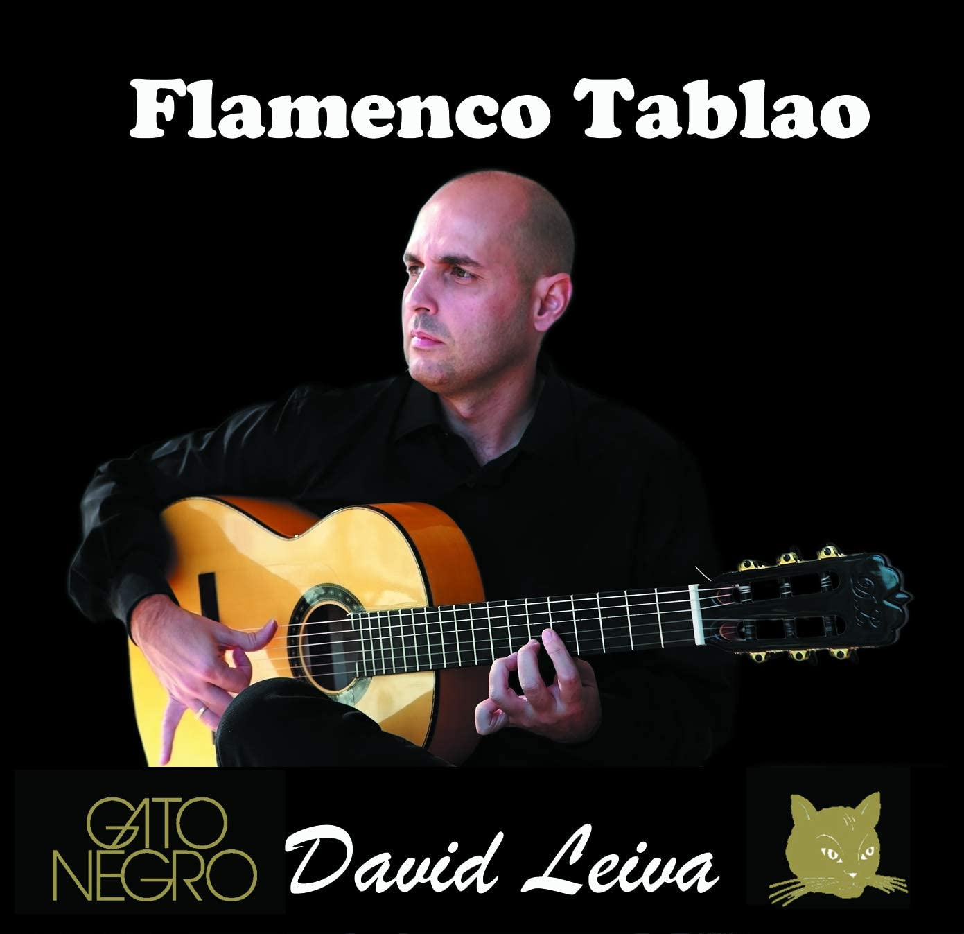 Cuerdas Guitarra Clásica Flamenco Tablao Gato Negro: Amazon.es ...