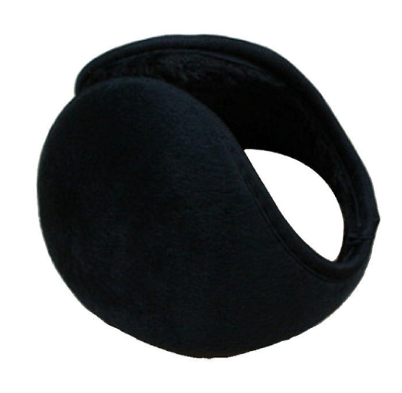 SGirll Unisex Winter Warmer Pad Fleece Cover Ear Warmer Back Earmuffs