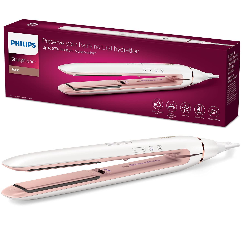 Philips straightener for moisture protection