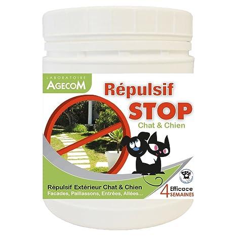 Essentiel – Repelente exterior stop en cristales para para perro y gato – 400 g