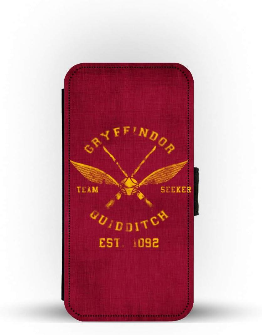 Dreams Ltd Quidditch Gryffondor /Étui /à Rabat pour iPhone