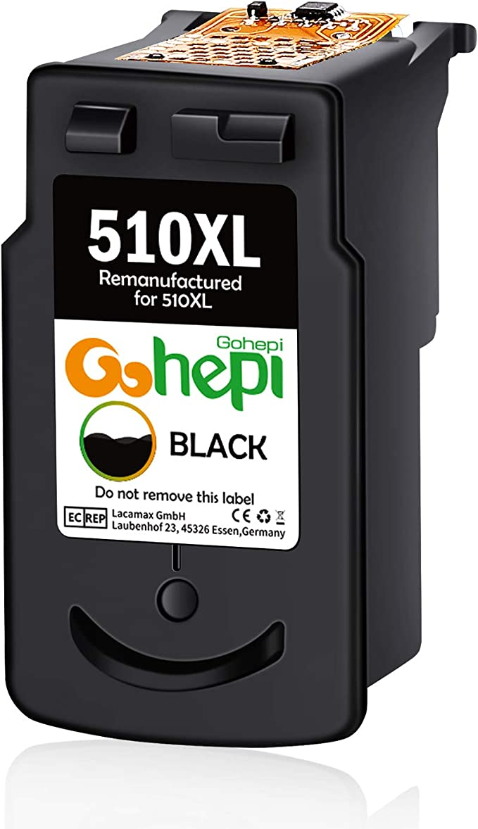 Gohepi Remanufactured Canon Pg 510 Cl 511 Druckerpatronen 2er Pack Schwarz Tri Farbe Für Canon Pixma Ip2700 Ip2702 Mp240 Mp250 Mp260 Mp270 Mp272 Mp280 Mp330 Mp480 Mp490 Mp492 Mp495 Mx320 Bürobedarf