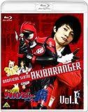 Sci-Fi Live Action - Unofficial Sentai Akibaranger Season 2 (Hikonin Sentai Akibaranger Season Tsu) Vol.1 [Japan BD] BCXS-768