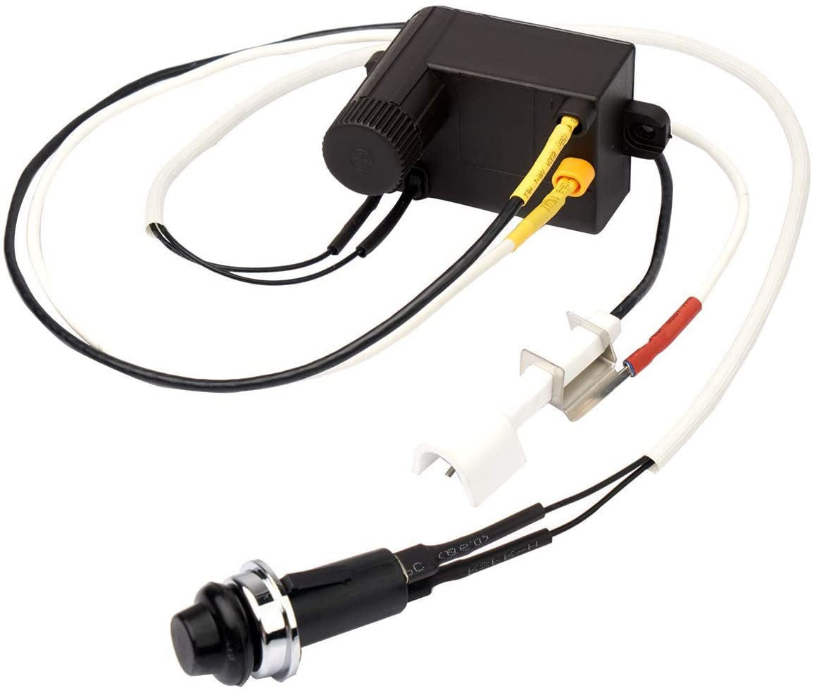 DIKOO 7642 Grill Igniter Button Accessories kit for Weber Spirit E//S 210 /& Spirit E//SP 310 Grill Models with Up Front Controls