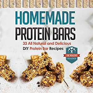 Homemade Protein Bars Audiobook